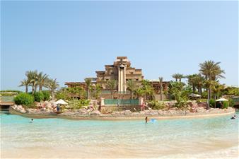 Atlantis Aqua Park and Lost Chamber Dubai: Entrance Tickets