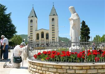 Full- Day Trip to Medjugorje from Dubrovnik