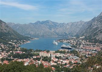 Montenegro Day Trip to Kotor and Perast from Dubrovnik
