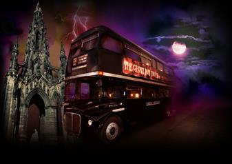 The Ghost Bus Tours – Edinburgh