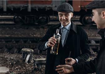 Peaky Blinders Tour from Liverpool