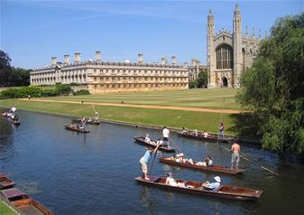 Oxford and Cambridge Tour with Free Lunch Pack
