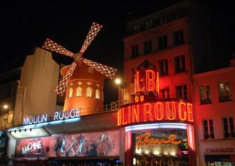 Eiffel Tower Dinner, Seine River Cruise and Moulin Rouge Show