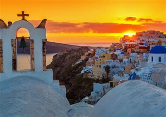 Full-day Best of Santorini with King Thiras Boat