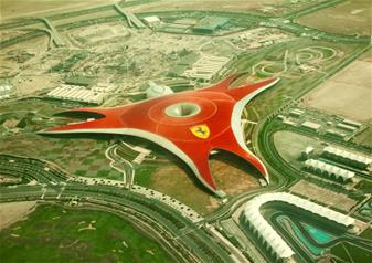 Abu Dhabi Tour Including Sheikh Zayed Mosque and Ferrari World from Abu Dhabi