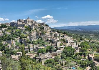 Tour of Avignon and Hilltop Villages of Aix-en-Provence