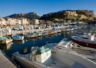 Half-Day Morning/Afternoon Tour in Cassis from Aix-en-Provence