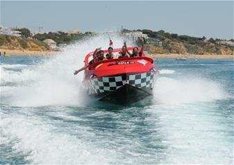 Jet Boat Ride – Algarve Coast