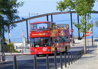 Hop-on Hop-off Open Top Bus Tour Albufeira – 4 Days Ticket