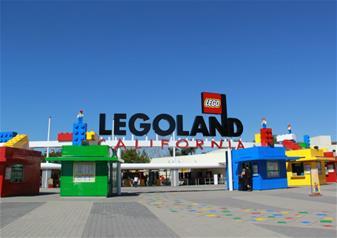 Legoland Tickets with Return Transportation from Anaheim