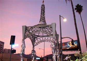 Los Angeles, Hollywood City Tour, Celebrity Homes and Beach Tour from Anaheim