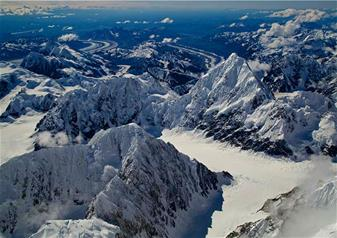 Flightseeing Tour of Grand Denali from Talkeetna Airport