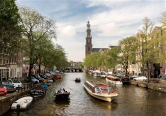 Full-Day Tour of Amsterdam from Brussels