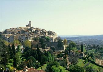 Half-Day Tour to Cannes, Antibes and Saint-Paul-de-Vence from Cannes