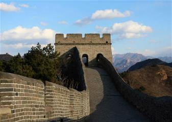 Hiking Day Tour of Jinshanling Great Wall in Beijing