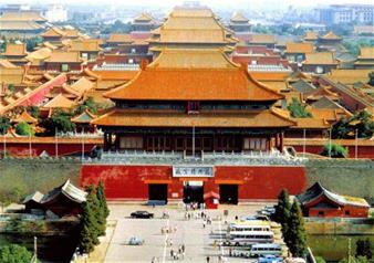 Bus Tour of Forbidden City and Mutianyu Great Wall in Beijing