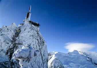 Guided Chamonix Tour with Aiguille du Midi Cable Car and Lunch