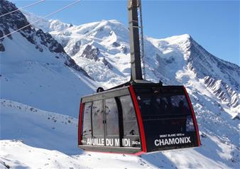 Full day tour to Glacier 3000 – Montreux with Cable Car