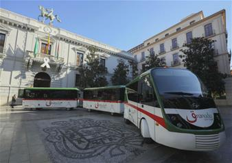 2-Days Hop-On Hop-Off Train Tour of Granada City