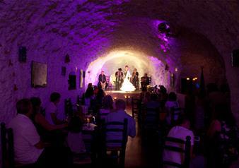 Flamenco Show with Dinner in Granada