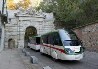 Walking Tour of Albayzin and Sacromonte and Granada City Train Tour