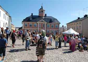 Half-Day Sightseeing Tour of Helsinki and Porvoo