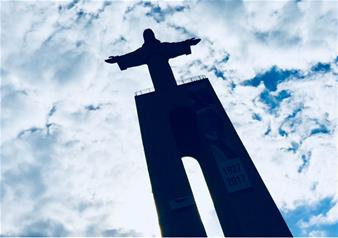 Private Half-Day Tour to Christo Rei, the Christ Statue of Lisbon