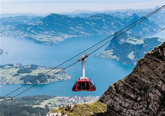 Mt. Pilatus – The Golden Round Trip from Lucerne