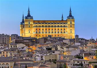 Toledo Full- Day Guided Tour with Gastronomic Lunch