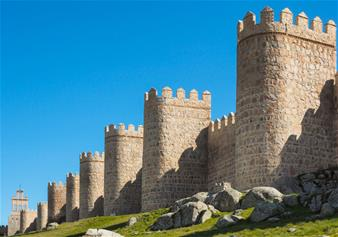 Full day tour of Avila & Segovia with Gastronomic Lunch
