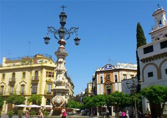 Sevilla Full-Day Tour from Malaga