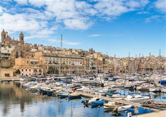 The Three Cities and Wine Tasting Tour from Malta
