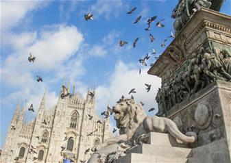 Half-Day Milan Sightseeing Tour
