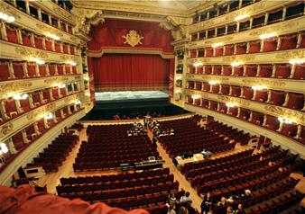 Tour to La Scala Museum & Theatre in Milan
