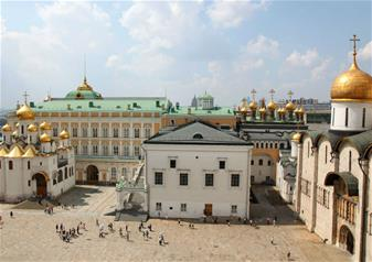 Private City Tour of Moscow