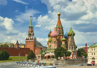 Private Moscow Tour by Car or Minivan