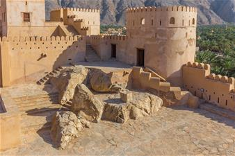 Half-Day Tour of The North & Nakhl from Muscat