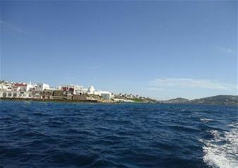 Afternoon Lunch Cruise to the Mykonos South beaches
