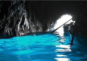 Full-Day Tour to Capri Island and Pompeii