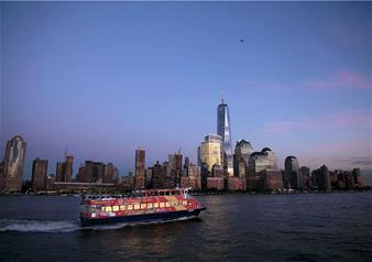 New York City Cruise- Circle Line Landmark Cruise