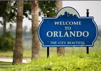 Guided City Tour of Orlando