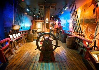St. Augustine Tour with the Pirates and Treasure Museum