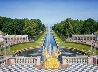 Private Tour of Peterhof from St. Petersburg