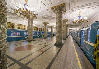 Metro Tour - Saint Petersburg