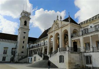 Full Day Guided Tour to Fátima and Coimbra from Porto