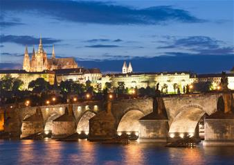 Ghost Walking Tour and Prague by Night