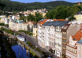 Full-Day Tour to Karlovy Vary and Marianske Lazne in Prague