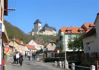 Half-Day Tour to Karlstejn Castle in Prague