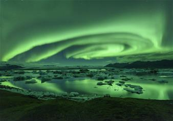 The Golden Circle and Northern Lights Tour from Reykjavik