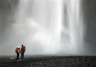 Glacier Hike: Take a Walk on the Ice from Reykjavik